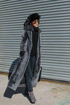 New York Fashion Week Fall 2016 Street Style [PHOTOS]   WWD