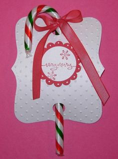 candy cane gram - Google Search … | Pinteres…