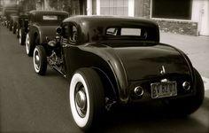 1950s hot rods | History Burbank, CA 1950's, Hot Rods pics - THE H.A.M.B.