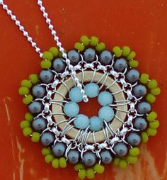 Simple Bloom Necklace  Lucky by octaviabloom on Etsy, $44.00