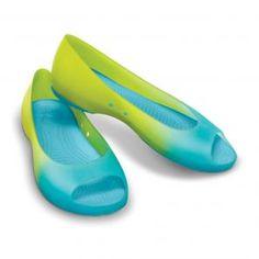 Carliana Peep Toe Ombre on the Flip-flop online