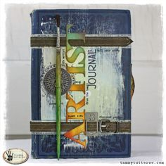 tammytutterow artist journal