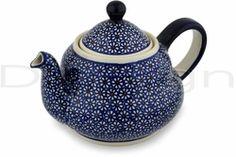 ✿ڿڰۣ(̆̃̃•Aussiegirl. Polish Pottery Teapot