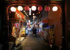 夜散歩のススメ「すずらん通り」東京都世田谷区