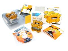 Parker Hannifin TekStak™ Packaging displays the product even when closed Parker Hannifin, Packaging Solutions, Design Projects, Florida, Graphics, Education, Fun, The Florida, Graphic Design