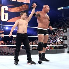 Brock Lesnar Goldberg 2016