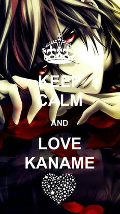 Kaname<<NEVER, ZERO KIRYU FOR LIFE