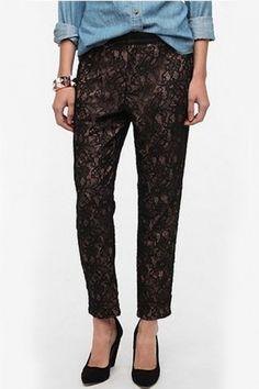 Lace bottom - ASOS (a favorite repin of VIP Fashion Australia - www.VIPFashionAustralia.com - international clothing store )