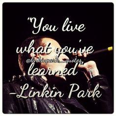 Linkin park point of authority lyrics