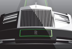 Rolls-Royce bringing art deco-inspired cars to Paris, celebrates with posters