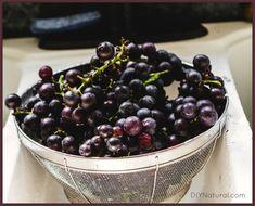 How To Make Grape Juice 1