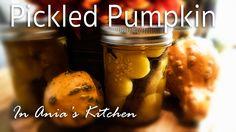 Pickled Pumpkin - Dynia Marynowana - Recipe #226