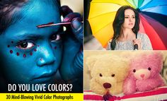 30 Mind-Blowing Vivid Color Photography Examples and Tips for Beginners. Follow us www.pinterest.com/webneel