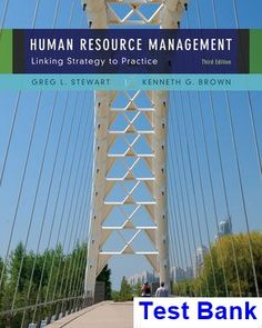 human resource management with connect with smartbook combo