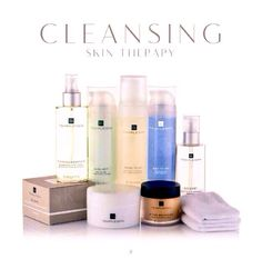 Our amazing cleansers!