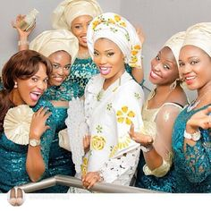 Various Aso Ebi looks to rock your day
