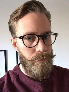 Beard I flirt