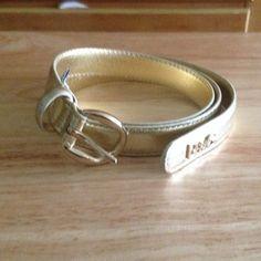 I just added this to my closet on Poshmark: Dolce & Gabbana Belt. Price: $75 Size: 32 inch/80cm