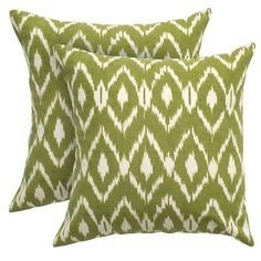 I pinned this Carmen Pillow in Sage (Set of 2) from the Perfect Pair event at Joss and Main!