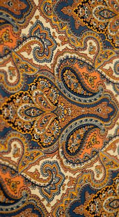 Paisley Paisley Art, Paisley Fabric, Paisley Design, Paisley Pattern, Textile Pattern Design, Textile Patterns, Pattern Art, Print Patterns, Paisley Bedding