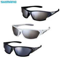 50/% Lunettes SHIMANO CE-S21X Mat black Smoke Silver Mirror