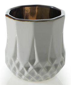 1b8476e1d54 Look at this Ceramic Melrose Votive Holder on  zulily today! Votive Holder