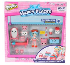 Shopkins Happy Places Welcome Pack | Moose Toys