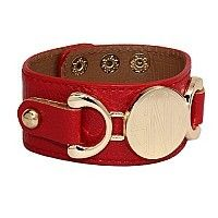 tinytulip.com - Monogrammed Engraved Leather Cuff Bracelets  , $40.00 (http://www.tinytulip.com/monogrammed-engraved-leather-cuff-bracelets)