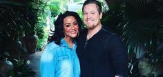 Katy Mixon announced she's pregnant and expecting a daughter with fiance Breaux Greer in May.