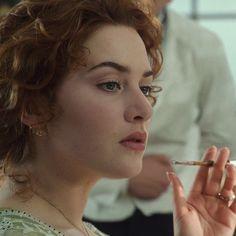 Kate Winslet as Rose in Titanic Titanic Kate Winslet, Kate Titanic, Titanic Movie, I Movie, Titanic Prom, Movie Songs, Screaming Girl, British Academy Film Awards, Winona Ryder