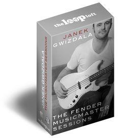 Janek Gwizdala - The Fender Musicmaster Sessions