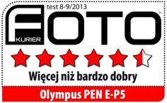Olympus PEN E-P5 - nagrody