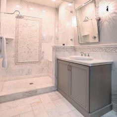 Marble Bathroom Ideas Inspiration Carrara Ceramic Tile Bathrooms Wall