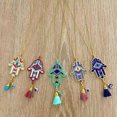 Good Luck Necklaces #necklace