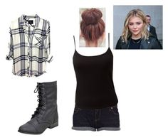 """""""Heartland"""" by netflixislife02 on Polyvore featuring River Island, EAST and Rails"""