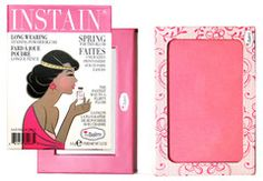 INSTAIN® Long-Wearing Powder Staining Blush $22.00-Lace
