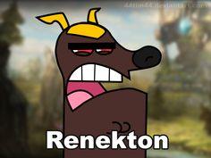 Renekton - Dinkleberg | Dinkleberg | Know Your Meme