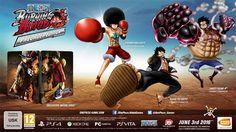 One Piece: Burning Blood, 3 Haziran'da Avrupa'ya Geliyor