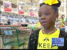 The 10-Year-Old Social Entrepreneur Behind Austin's BeeSweet Lemonade - Garden Collage #Kids