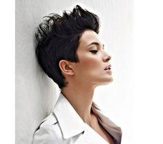 Krótkie fryzury damskie - nowoczesne i bardzo kobiece - Strona 9