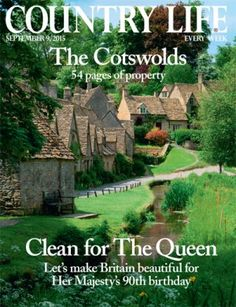 7 of the best market towns in the Cotswolds - Country Life Country Life, Country Living, English Magazine, Uk Today, Uk Magazines, Horses And Dogs, English Countryside, Gardening For Beginners, Beautiful Images
