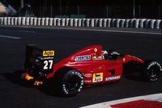 #27 Alain Prost... Scuderia Ferrari SpA...Ferrari 643...Motor Ferrari 037 V12 3.5...GP Belgica 1991