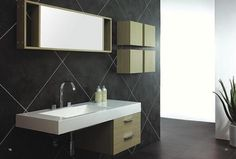 Wall Hung Bathroom Vanities   - For more go to >>>> http://bathroom-a.com/bathroom/wall-hung-bathroom-vanities-a/  - Wall Hung Bathroom Vanities, Wall hung bathroom vanities nowadays serve both functional and stylish roles. The fact that they are wall hung, these bathroom vanities look very modern and can make a bathroom look spacious due to the empty space under the vanities on the floor. You need to know the ...