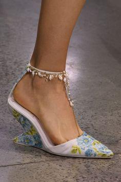 ZIMMERMAN zapatillas de cuña