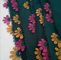 Prints, Crochet Leaves, Herb, Flowers