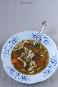lane-kluski-01-1024 Thai Red Curry, Yummy Food, Snacks, Cooking, Ethnic Recipes, Arno, Blog, Food Food, Salads