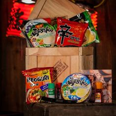 The Ramen Connoisseur Crate is a savory plunge into the underground world of exotic, gourmet ramen. Man Crates, Japanese Ramen, Snack Recipes, Snacks, Best Gifts For Men, Xmas Crafts, Food Gifts, Creative Gifts, Cute Gifts