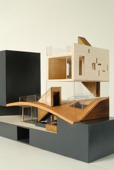 Galvani House / Christian Pottgiesser – architecturespossibles (Paris,2003)