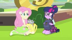 Size: 1276x716   Tagged: angel bunny, animals, animated, bag of holding, beaver, bird, blooper, boots, buffalo, cat, chicken, chipmunk, clothes, cow, crystal prep academy uniform, dog, duck, eagle, equestria girls, falcon, ferret, flamingo, fluttershy, friendship games, friendship games bloopers, goat, hammerspace, hamster, harry, high heel boots, mind screw, monkey, mouse, otter, owl, pelican, pig, rabbit, raccoon, safe, school uniform, sci-twi, seal, shoes, skirt, skunk, snake, socks…