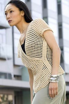 By Doris Chan - free pattern from Ravelry
